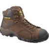 รองเท้า หัวเหล็ก Men's Caterpillar Argon High Composite Dark Brown Steel Toe Size 39-45