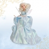 z Live Action Film - Fairy Godmother Disney Film Collection Doll - Cinderella - 11''