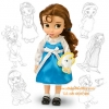z Disney Animators' Collection Belle Doll - 16'' (พร้อมส่ง) ตุ๊กตาดีสนีย์ แอนิเมเตอร์ เจ้าหญิง เบล รุ่นเก่า (รุ่นแรก)