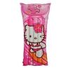 Hello Kitty Swim Mat , Age3+ แพยางเป่าลม ลายคิตตี้ สีชมพู สำหรับเด็ก 58718 คิตตี้แท้ ลิขสิทธิ์แท้