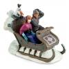 """ Frozen Sleigh Wind-Up Toy from USA แท้100% นำเข้าจากอเมริกา"