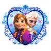 zAnna and Elsa Placemat - Frozen Disney ที่รองจานเอลซ่า&อันนา ของแท้ นำเข้าจากอเมริกา