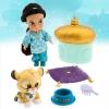 (Mini) Disney Animators' Collection Jasmine Mini Doll Play Set - 5'' ของแท้ นำเข้าจากอเมริกา