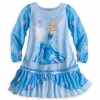 Disney Cinderella Long Sleeve Nightshirt for Girls ของแท้ นำเข้าจากอเมริกา (Size:4)