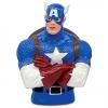 z Captain America Bust Bank