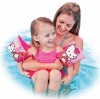 Kitty Deluxe Arm Bands , Age 3-6 ปลอกแขนว่ายน้ำ ลายคิตตี้ สีชมพู 56656 ลายคิตตี้ สีชมพู คิตตี้แท้ ลิขสิทธิ์แท้