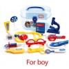 Doctor 's Kit set for boy