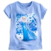 z Tee Elsa Snowflake for Girls (Size4)