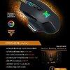 Nubwo Anubis X50 Macro (AVAGO3325,Omron Switch)