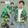 """"""" ( Jacket The Hulk เสื้อกันหนาว เด็กผู้ชาย ลาย Super Hero The Hulk ยักษ์เขียว ใส่คลุมกันหนาว กันแดด สุดเท่ห์ ใส่สบาย ลิขสิทธิ์แท้ (ไซส์ S-M-L-XL )"""