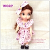 Z W027 เสื้อผ้า Disney Animators' Collection Doll - 16'' (พร้อมส่ง)