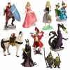 z Sleeping Beauty Deluxe Figure Play Set