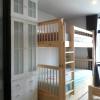 เตียง 2 ชั้น 2 ลิ้นชัก, เตียงเดี่ยว, ตู้เสื้อผ้า ของ คุณแม่ปุ๊ก @ คอนโด Bangkok Horizon ซ.นราธิวาส14