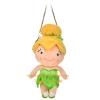 z Tinker Bell - Disney's Tinker Bell Plush Purse 8 Inch w/ Kisslock and Chain Strap (พร้อมส่ง)