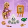 (Mini) Disney Animators' Collection Rapunzel Mini Doll Play Set - 5'' ของแท้ นำเข้าจากอเมริกา