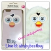 ZFB022 Furby Case iPhone5 White สีขาว