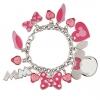 z Minnie Mouse Charm Bracelet (พร้อมส่ง)