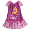 z Rapunzel Nightshirt with Cap Sleeves for Girls