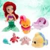 Ariel Mini Doll Disney Animators' Collection Play Set - 5'' ของแท้ นำเข้าจากอเมริกา