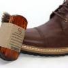 แปรงขนม้า 100% ใช้ขัดหนังกระเป๋า รองเท้า เข็มขัด ขนาดมาตรฐาน