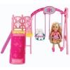 z Barbie Sisters Chelsea Swing Set ของแท้100% นำเข้าจากอเมริกา