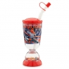 Snowglobe Tumbler with Straw - Planes Fire & Rescue