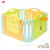 คอกกั้นเด็ก BPastel Lollipop by Yayatoy size S รั้วกั้นเด็ก antibacterial สีสันสดใส แข็งแรง