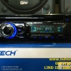 ดีวีดี วิทยุติดรถยนต์ ยี้ห้อ WORLDTECH มีระบบ bluetooth