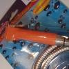 สายชำระ Vegarr # A34 O สีส้ม
