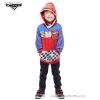 ( Size S-M-L ) Jacket Disney Cars เสื้อแจ็คเก็ต เสื้อกันหนาว เด็กผู้ชาย สกรีนลาย คาร์ สีแดง รูดซิป มีหมวก(ฮู้ด)สีแดง ใส่คลุมกันหนาว กันแดด ใส่สบาย ดิสนีย์แท้ ลิขสิทธิ์แท้