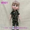 z W901 เสื้อผ้าตุ๊กตา Kristoff - Disney Animators' Collection Doll - 16'' (พร้อมส่ง)