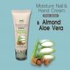 "Hand Cream & Moisture Nail ""ALMOND & ALOE VERA"" ครีมบำรุงมือ อัลม่อนด์&ว่านหางจระเข้"
