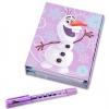 z Frozen Trifold Journal Set from Disney USA แท้100% นำเข้าจากอเมริกา
