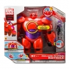 "Baymax Mech Deluxe Flying Action Figure 11"" - Big Hero 6"