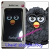 ZFB021 Furby Case iPhone5 Black สีดำ