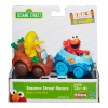 z Sesame Street Racers Elmo and Big Bird Playskool