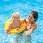 """ ( Intex Deluxe Swim Ring Pool School Step2 ห่วงยางว่ายน้ำ Ages3-6"
