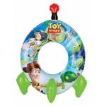"""Disney Toy Story Rocket Swim Ring 28""""x22"""" , ห่วงยางว่ายน้ำจรวด ลายทอย สตอรี่ 58252 ดีสนีย์แท้ ลิขสิทธิ์แท้"""