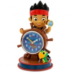 Jake and the Never Land Pirates Clock