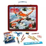 Tin Art Case Set - Planes Fire & Rescue
