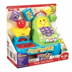 Fisher Price Laugh&Learn Magic Scan Market.