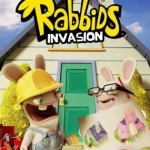 Rabbids Invation = 2 Disc (Language: english)