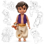 z Disney Animators' Collection Aladdin Doll - 16''