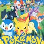 Pokemon Season 10 V2D 6 Disc พากษ์ไทย