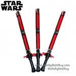 """ STAR WARS Lightsaber Toys ดาบไคโล เร็น ไลท์เซเบอร์สุดเท่ห์ ขนาด ยาว 80 เซนติเมตร มีไฟสีแดง และ มีเสียง"