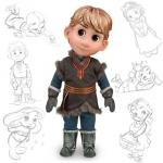 z Frozen - Disney Animators' Collection Kristoff Doll - ตุ๊กตา 16'' (พร้อมส่ง) ตุ๊กตาคริสตอฟ จากเรื่องโฟรเซ่น