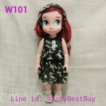 ZW101 เสื้อผ้าตุ๊กตา- Disney Animators' Collection Doll - 16'' (พร้อมส่ง)