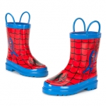Z Spider-Man Rain Boots for Boys