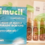 Fluimucil 600mg acetylcysteine (อะเซทิลซิสเทอีน) เป็นสารตั้งต้นในการการสร้าง กลูต้าไธโอนให้กับร่างกาย ผ่าน อย.ไทย เลขทะเบียนยา 1C 220/2527