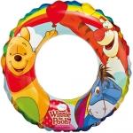 """Disney Pooh Swim Ring Size20"""", Age3-6 ห่วงยางว่ายน้ำ ลายหมีพูห์ ขนาด20นิ้ว 58228 ดีสนีย์แท้ ลิขสิทธิ์แท้"""